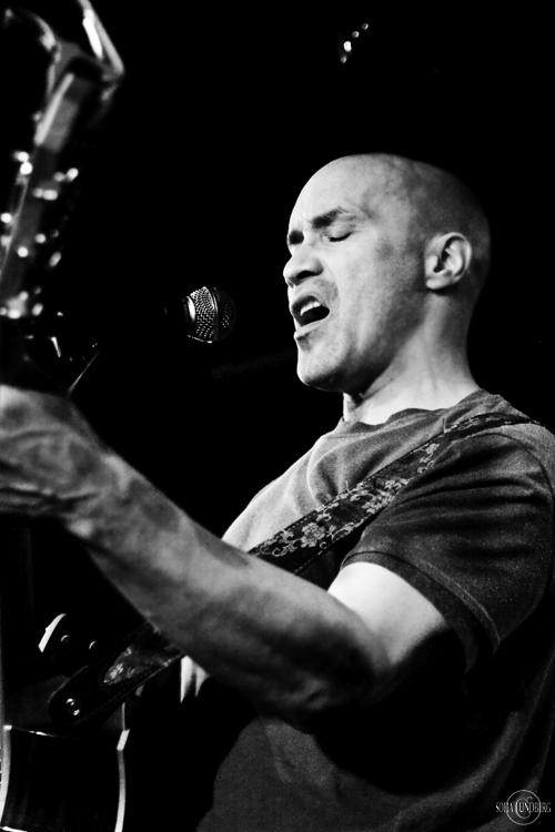 Dan Reed Live in Stockholm