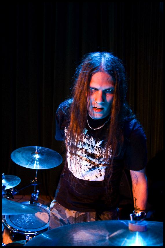 Erik - Drummer