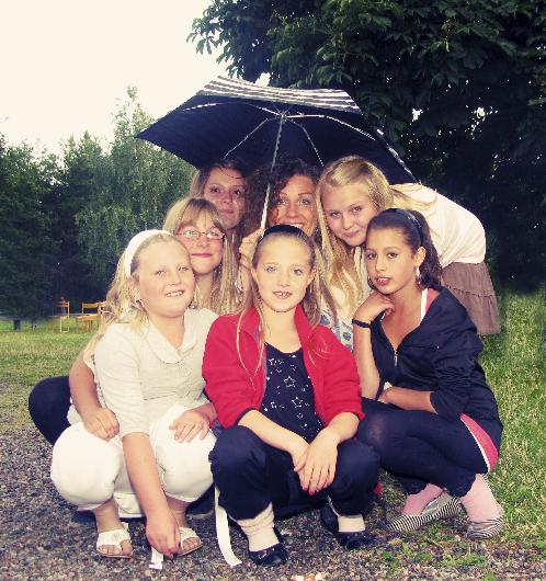 Aleena och barnen